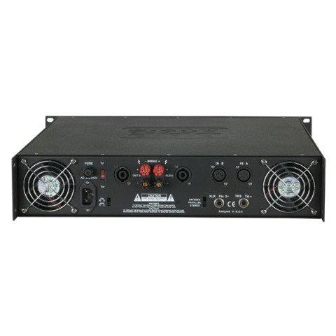 DAP audio pro DAP-Audio P-700 Stereo-Endstufe, Schwarz, D4133B