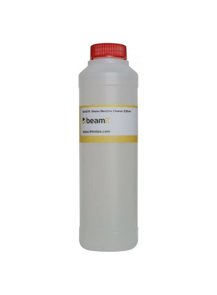 Beamz Smoke machine cleaning fluid 250ml
