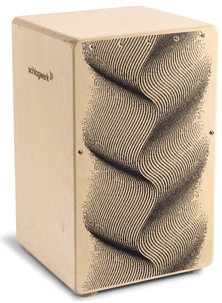Schlagwerk Cajon CP120 X-one Illusion