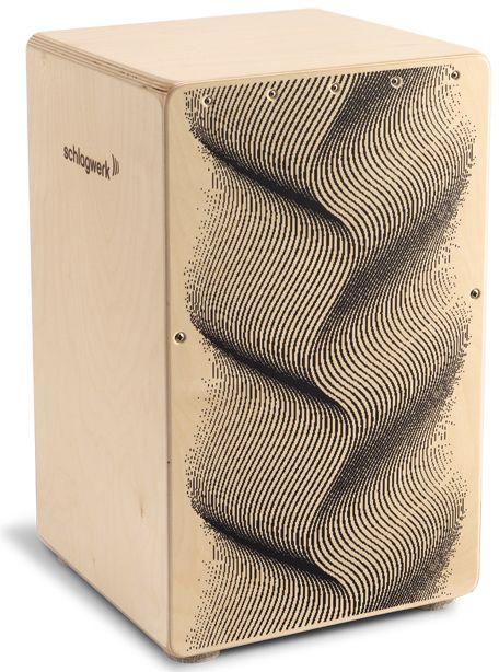 Schlagwerk Cajon CP120 X-one Illusion