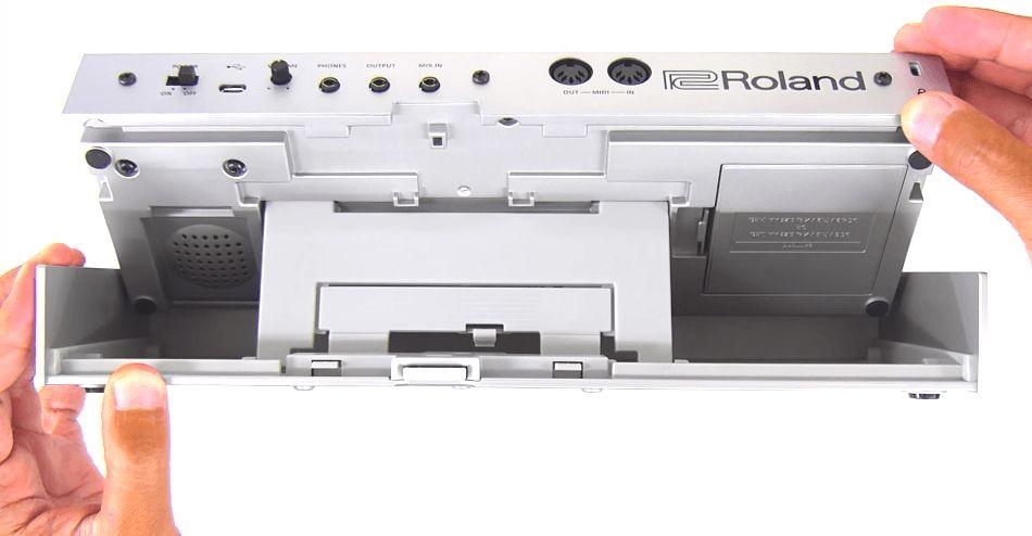 Roland TB-03 Bassline Boutique-Synthesizer-Modul