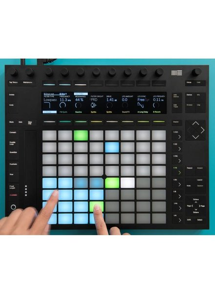 Ableton Push 2 (Engels) controller voor Live 87565
