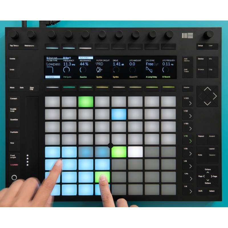 Ableton  Push 2 controller voor Live 87565