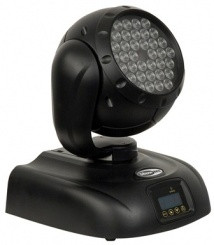 Showtec LED Orbit One Moving-Head 41316 winkelmodel