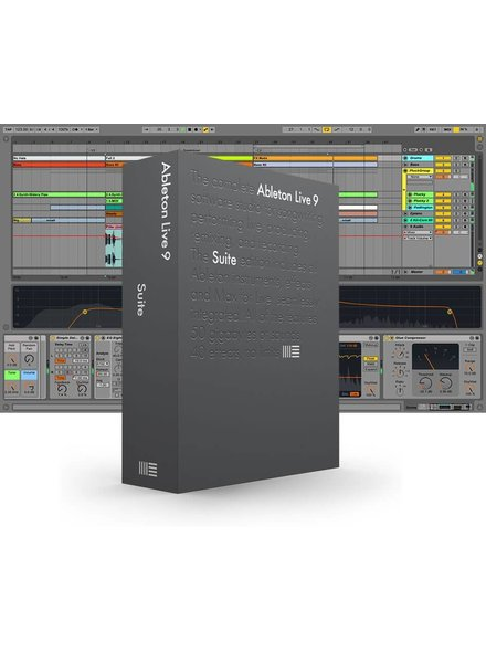 Ableton Live Suite 9 86971 - (Upgrade) von Live LE / INTRO-Download