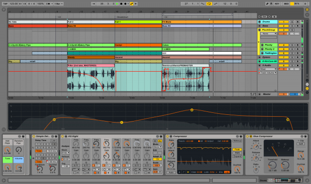 Ableton Live Suite 9 86971 - (Upgrade) von Live LE / INTRO-Download