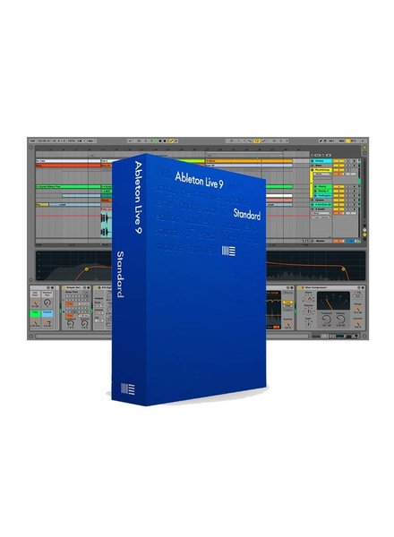 Ableton Live 9 STANDARD (Upgrade) von Lite 86979 Download