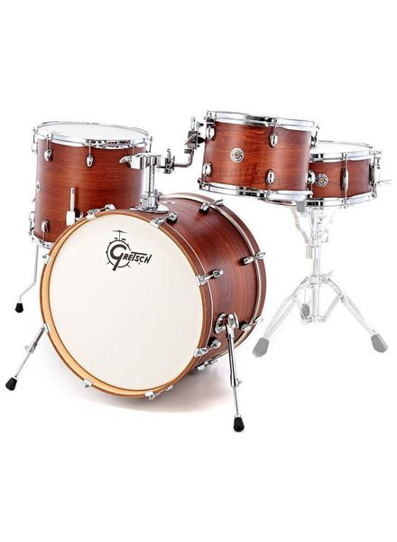 Gretsch Drums Catalina Club 2014 CT1-J404 Satin Walnut Glaze