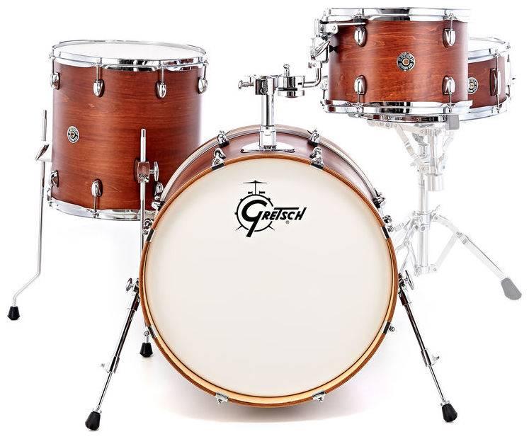 Gretsch Drums Catalina-Club 2014 CT1-J404 Satin Walnut Glaze