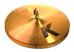 """Zildjian  K  Serie 16 """"Light Hallo-Hat"""