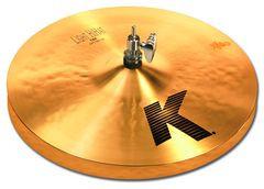 """Zildjian  K  Serie 14 """"Light Hallo-Hat ZIK0812 K0612"""