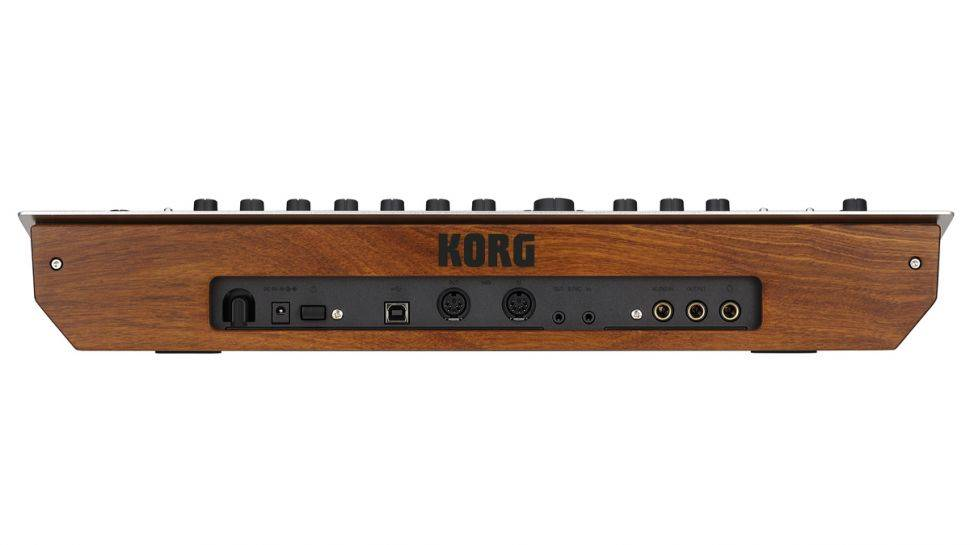 KORG  Miniloque analoger Synthesizer
