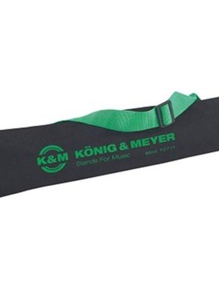 K&M KM K & M König & Meyer 107 schwarz faltbare Schreibtisch faltbar schwarz 10700-000-55