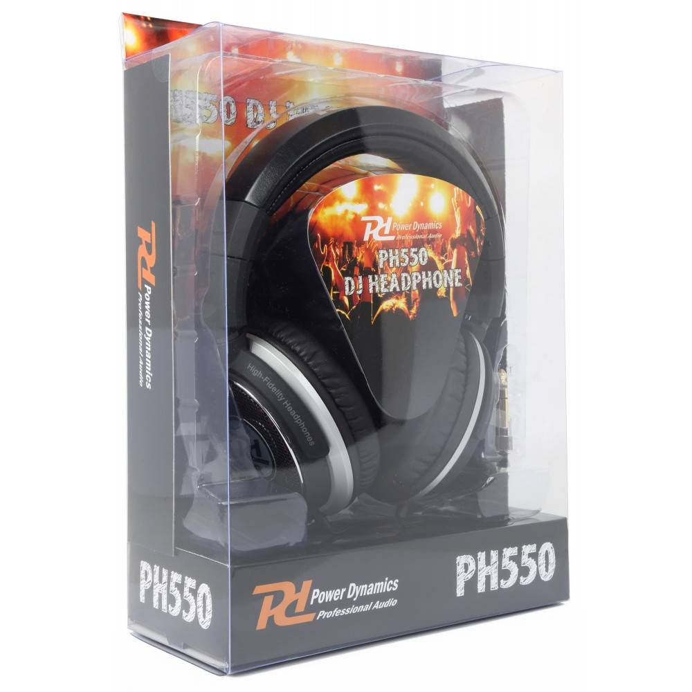 PD Power Dynamics Power-Dynamics PH550 Kopfhörer