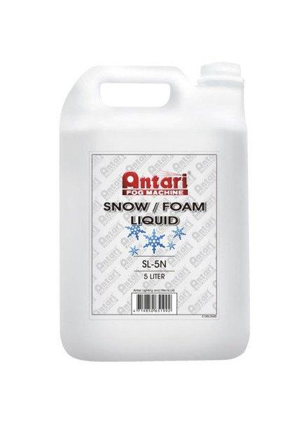 Antari SL-5N Snow Fine Liquid 5 liter
