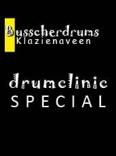 Busscherdrums DRUMCLINIC SPECIAL 60 MINUTEN 60799