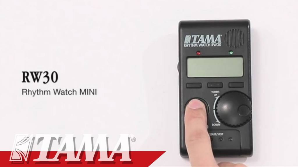 Tama RW30  Rhythm Watch Mini Metronom