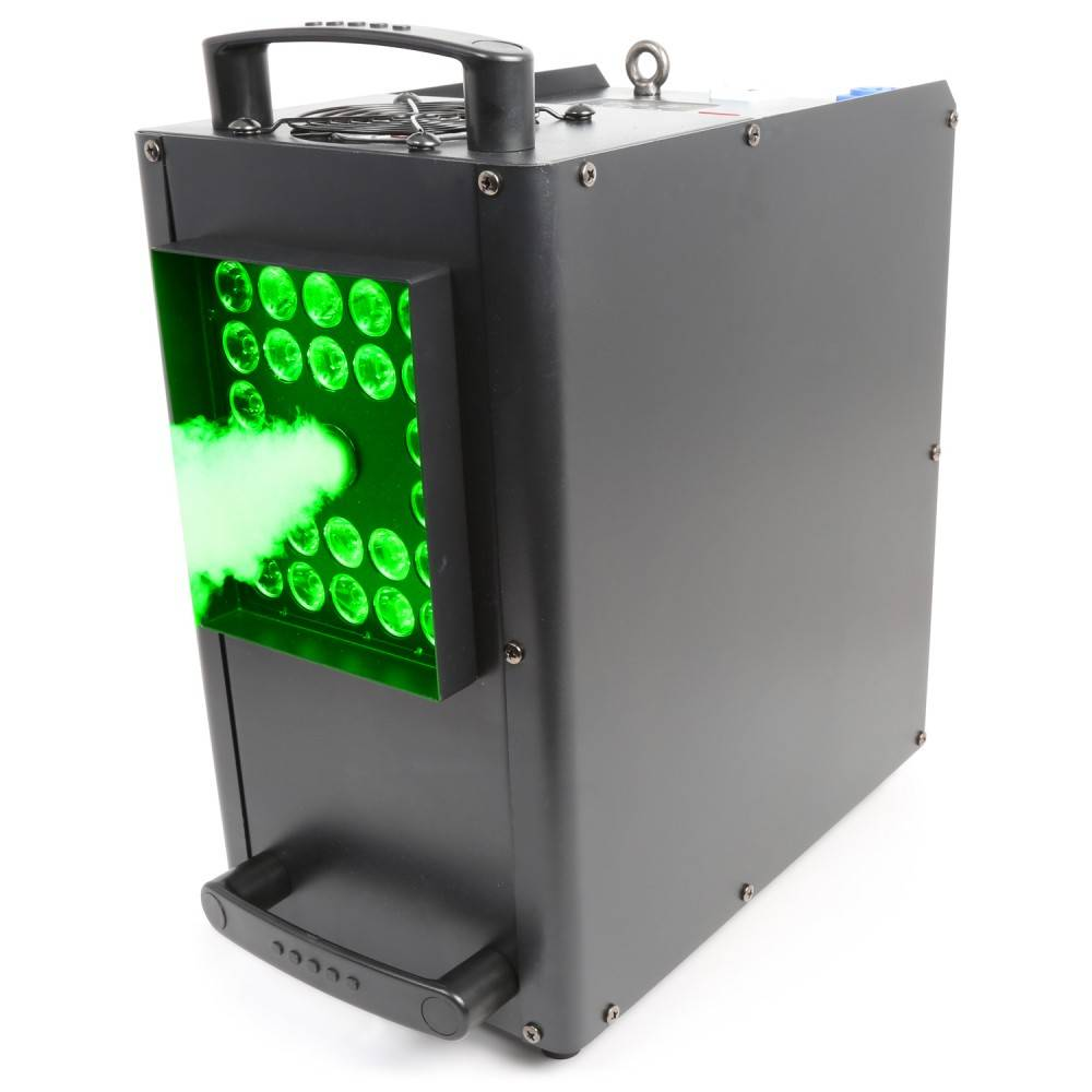 Beamz  S2500 Rookmachine DMX LED 24x 10W 4-in-1 160.503