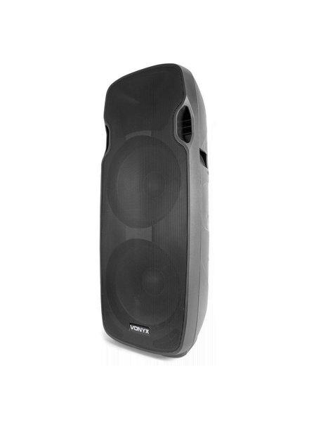 """VONYX AP215ABT Active Speaker 2x 15 """"1200W"""