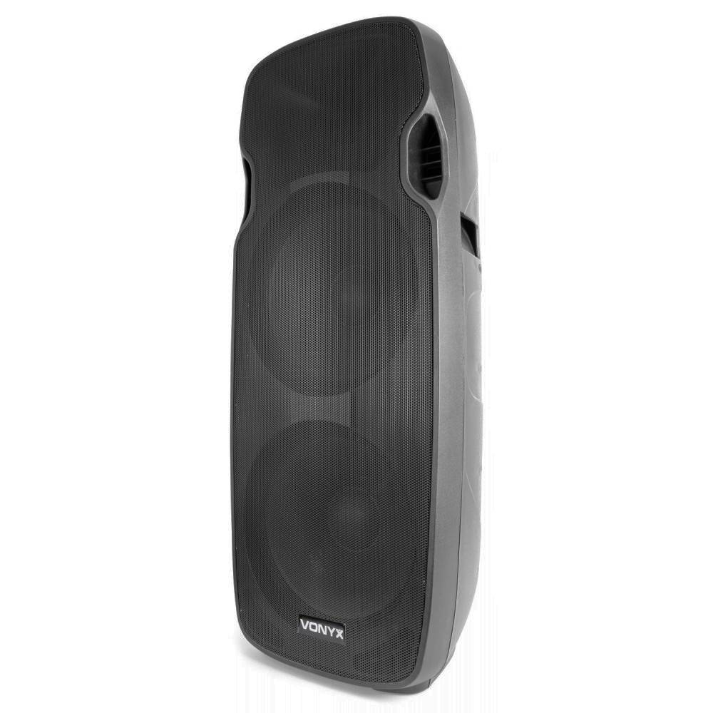 "VONYX  AP215ABT Actieve Speaker 2x 15"" 1200W"