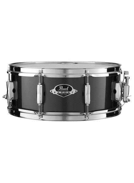 Pearl Perle Export EXX1455S / C31 Snare Drum 14 x 55 Jet Black