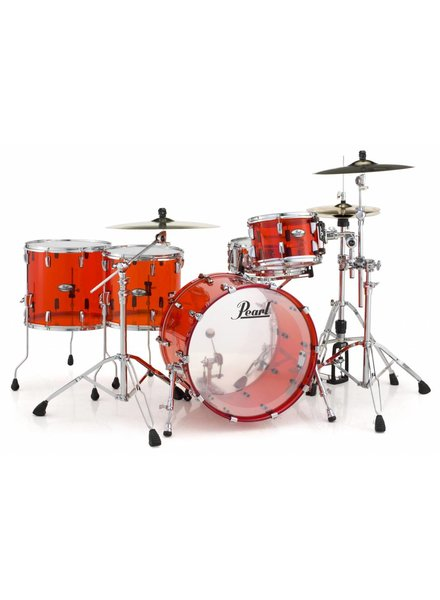 Pearl CRB524FP/C731 Crystal Beat drumstel Rock Ruby Red
