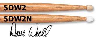 Vic Firth  SDW2 Dave Weckl Signature drumstokken