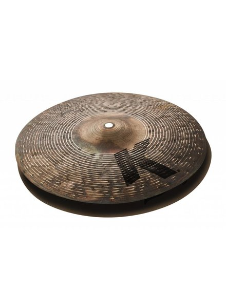 "Zildjian K1408 Hihat, K Custom, Special Dry, 14 "", natural - Copy"