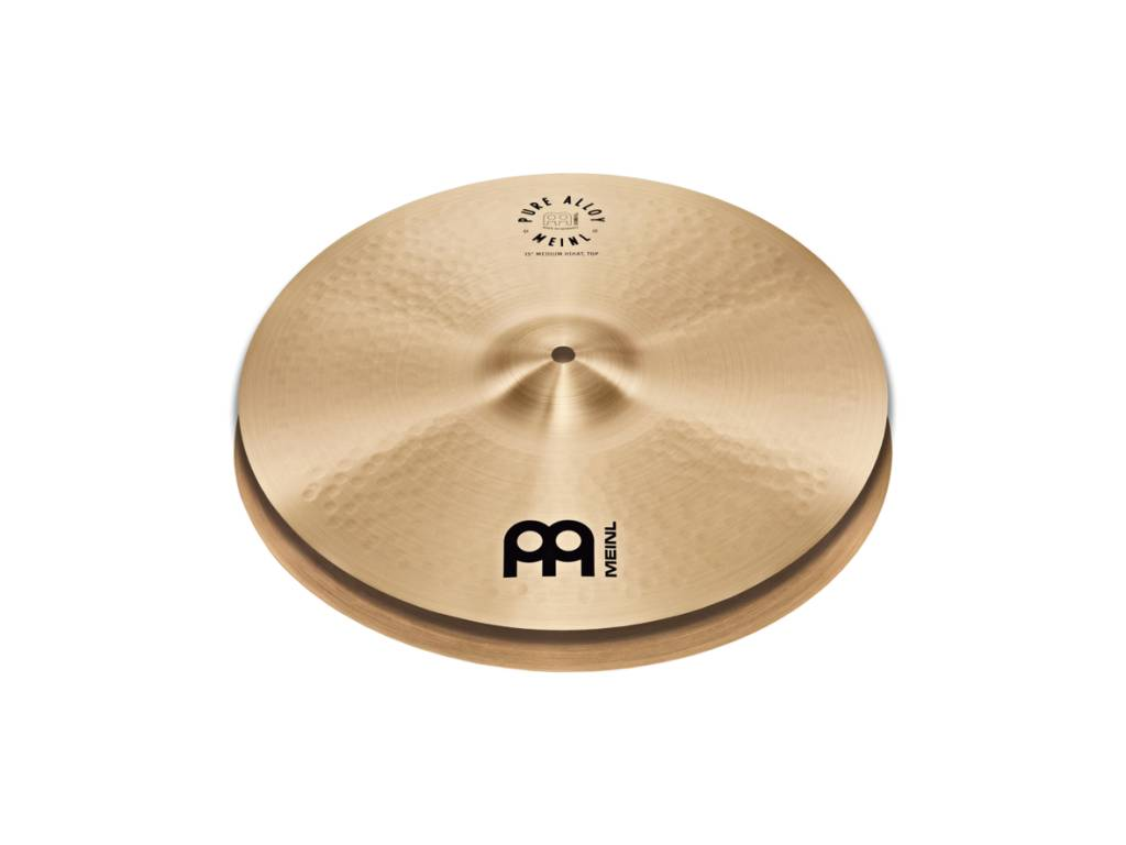 "Meinl  PA15MH Pure Alloy Medium Hihat 15"" inch"