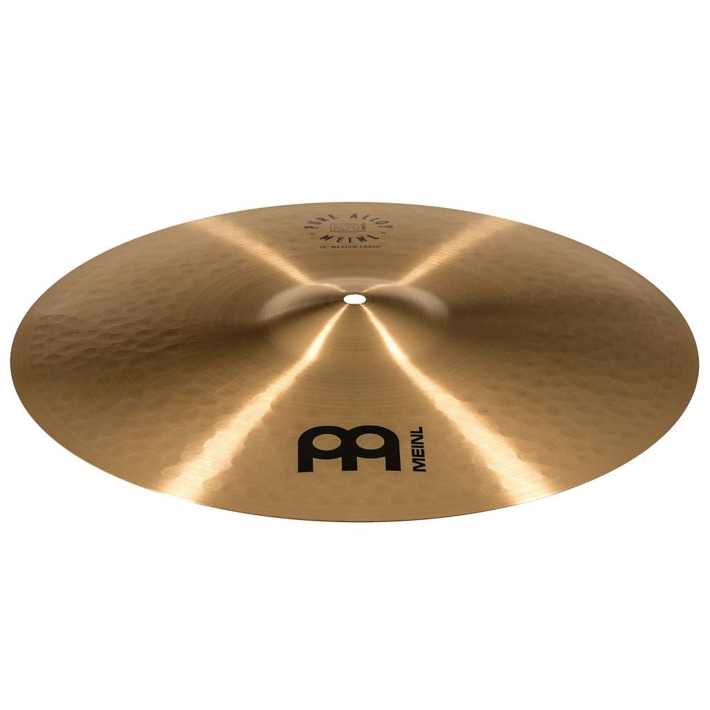 Meinl  PA16MC reine Legierung Medium Crash 16 ""