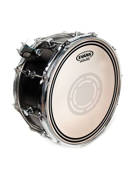 "Evans B14EC1RD EVANS 14 ""EC1 REVERSED DOT Coated snare drum tom drum head"