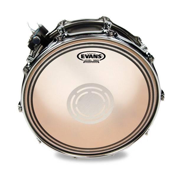 """Evans B14EC1RD EVANS 14 """"EC1 UMGEKEHERTEN DOT Coated Snare Drum tom Trommelfells"""