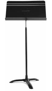 Manhasset 48 Symphony Orchestra music stand black 4801 orchestra lectern
