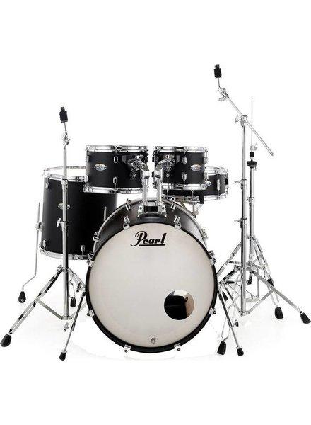Pearl PEARL DMP925S / C227 JAHRZEHNT Satin Black Slate Drums inkl. HWP830 Hardware Pack