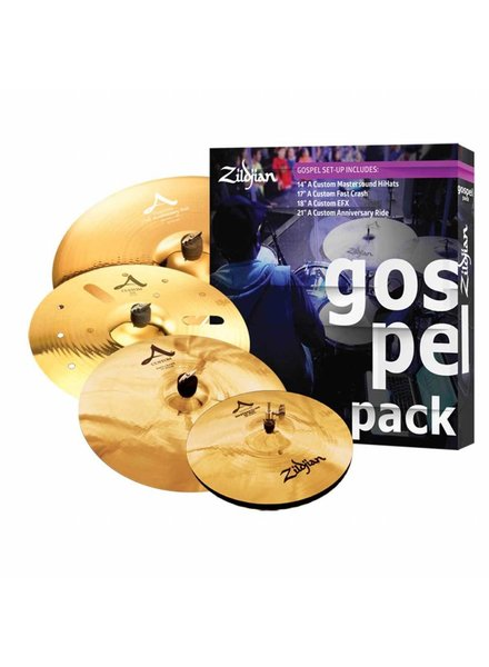 Zildjian AC0801G GOSPEL MUSIC PACK BOX SET ZIA0801G