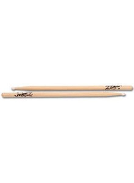 Zildjian Drumsticks, Hickory Nylon Tip series, 5A, natural