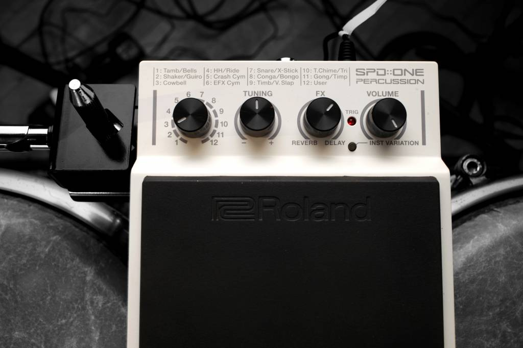 Roland SPD-1P SPD: ONE PERCUSSION Percussion Pad