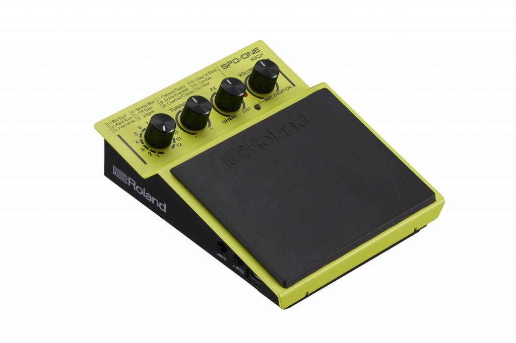 Roland SPD1K SPD: ONE KICK Percussion Pad