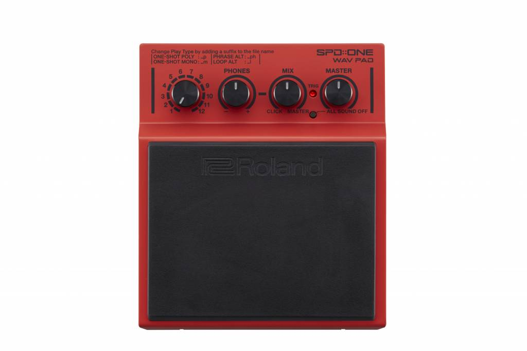 Roland SPD1W SPD: ONE WAVE Percussion Pad