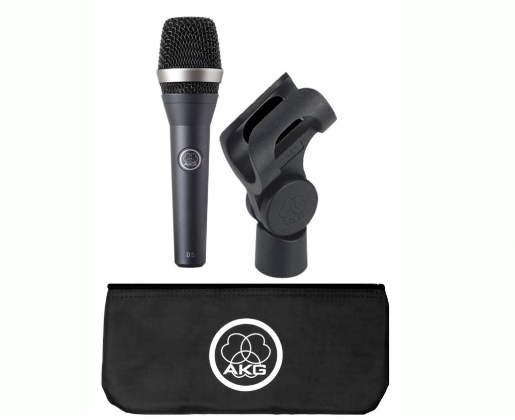 AKG AKG D5 microfoon dynamisch