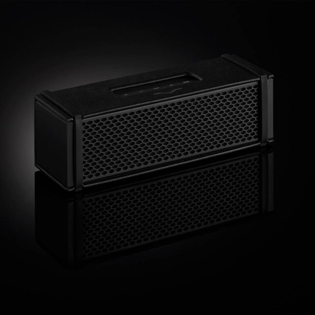 V-MODA V-Moda Remix Black Bluetooth-speaker + hoofdtelefoonversterker