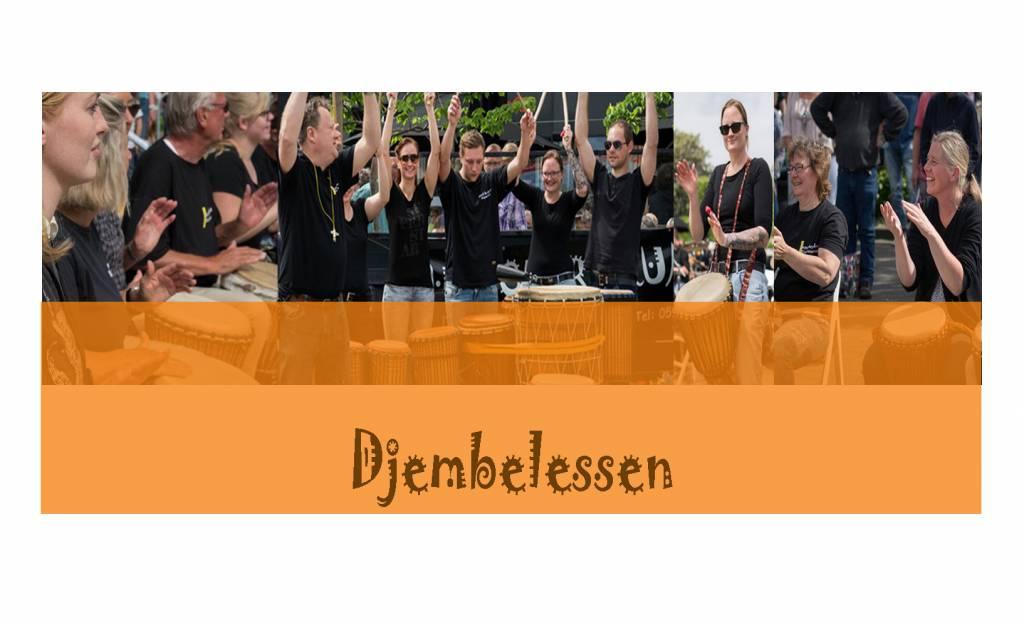 Busscherdrums djembe9150 Djembe-les Erwachsener Einzelstunde Anfänger Lektion 1
