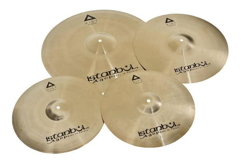 Istanbul Agop Agop Xist Brilliant Cymbal Set Pro