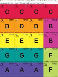 Boomwhackers Chroma Hinweise Aufkleben Ons BW CNS1 Farbe Koordination Aufkleber