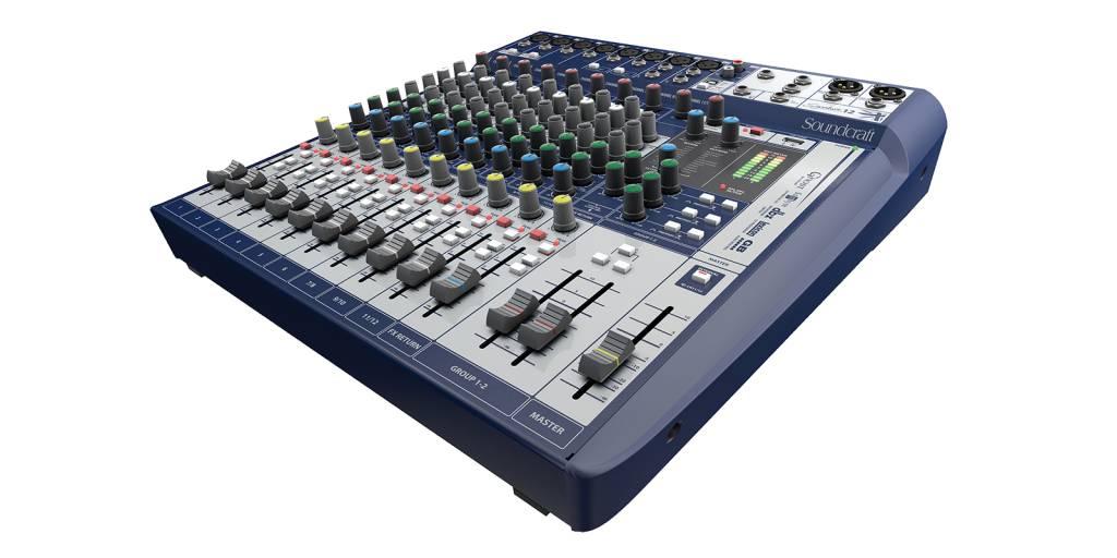 Soundcraft Signature 12 Sound-Mischer
