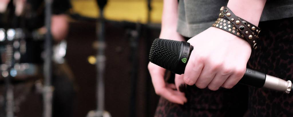 Lewitt MTP250DM Vocal Microfoon