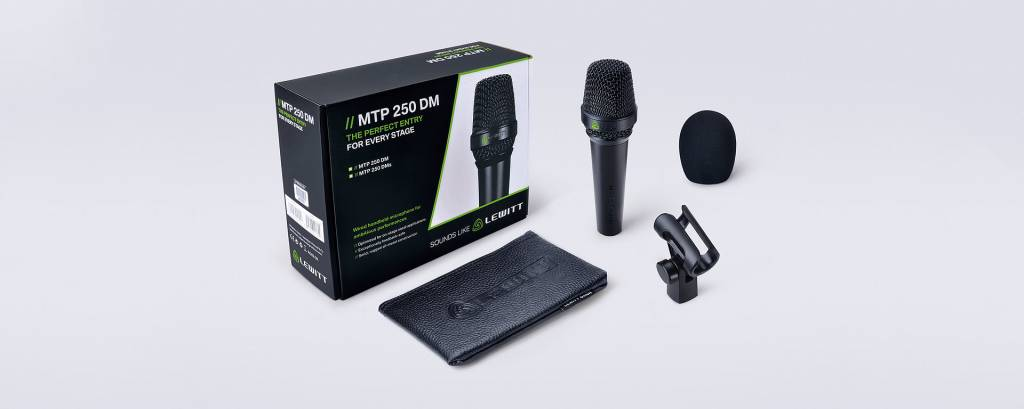 Lewitt MTP250DM Gesangsmikrofon