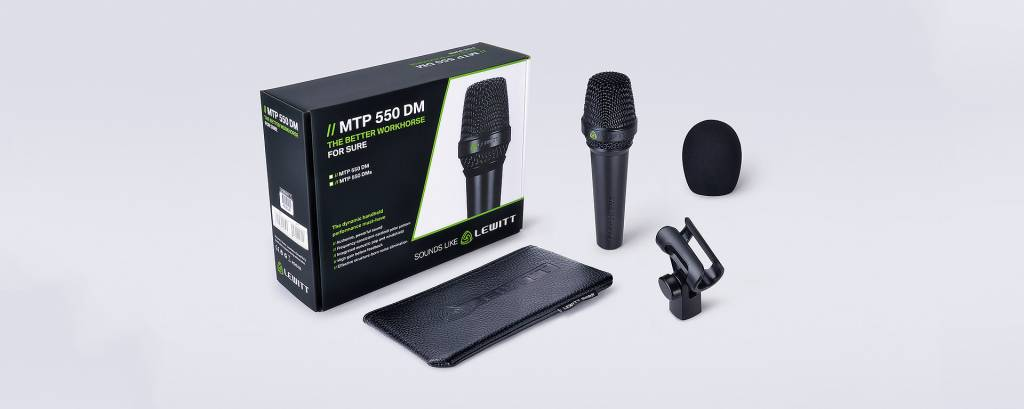 Lewitt MTP250DM Vocal Microphone