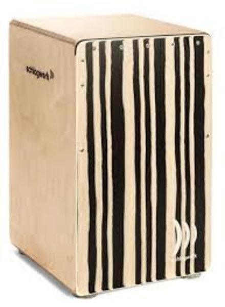 Schlagwerk CP560ST Zebra Soft Touch Cajon