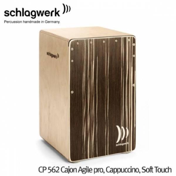 Schlagwerk CP562ST Capuccino Soft Touch Cajon